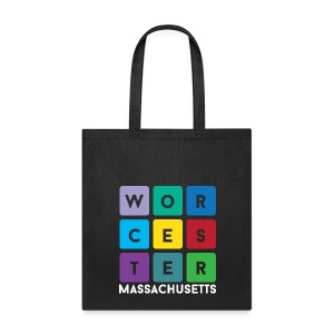 Worcester Mass - Tote Bag