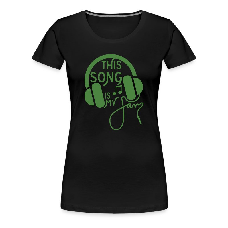 This Song - Women's Premium T-Shirt