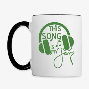 This Song - Contrast Coffee Mug