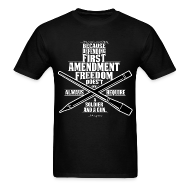 T-Shirts ~ Men's T-Shirt ~ I draw controversial things...