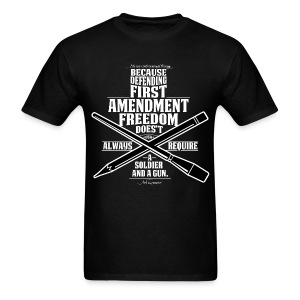 I draw controversial things... - Men's T-Shirt