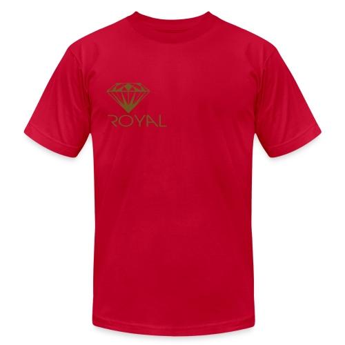 Royal Diamond T-Shirt - Men's  Jersey T-Shirt