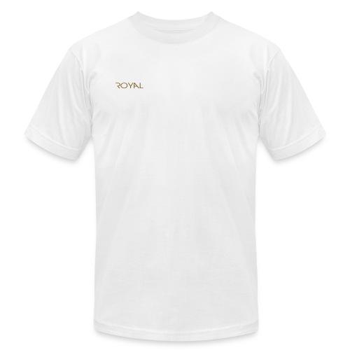 Royal White T-Shirt - Men's  Jersey T-Shirt
