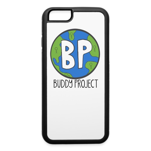 Buddy Project iPhone 6 Case - iPhone 6/6s Rubber Case