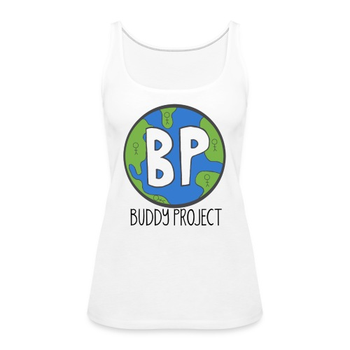 Buddy Project Women's Tank Top - Women's Premium Tank Top