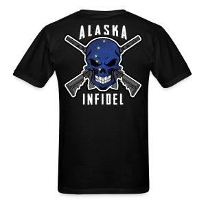 2015 Alaska Infidel - Men's T-Shirt