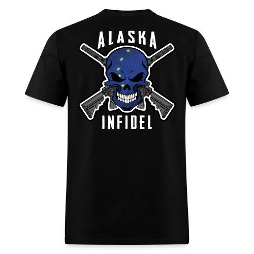 2015 Alaska Infidel - Men's T-Shirt