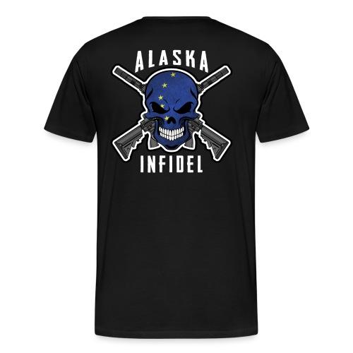2015 Alaska Infidel - Men's Premium T-Shirt