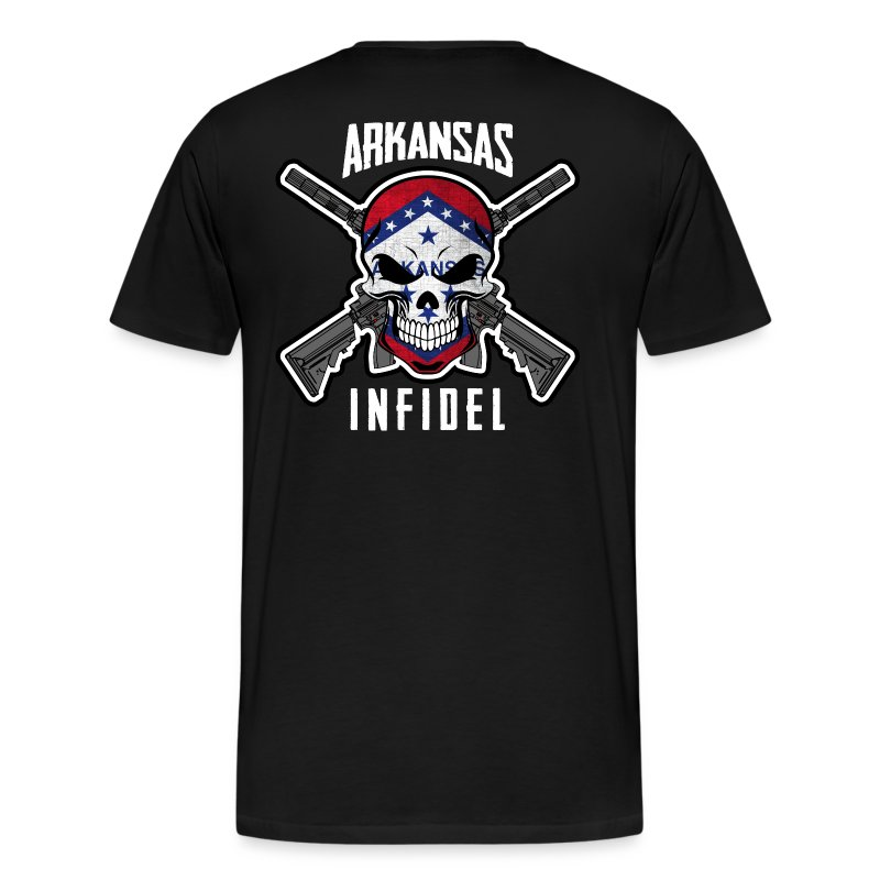 2015 Arkansas Infidel - Men's Premium T-Shirt