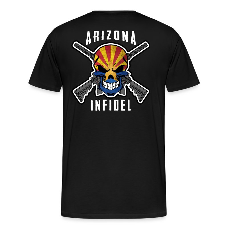 2015 Arizona Infidel - Men's Premium T-Shirt