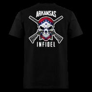 T-Shirts ~ Men's T-Shirt ~ 2015 Arkansas Infidel