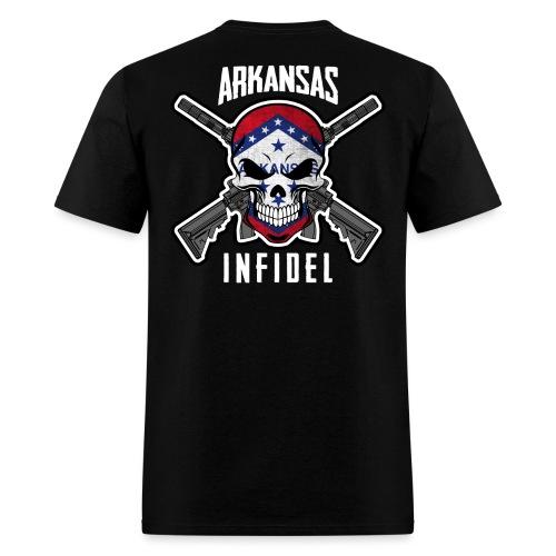 2015 Arkansas Infidel - Men's T-Shirt
