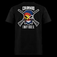 T-Shirts ~ Men's T-Shirt ~ 2015 Colorado Infidel