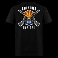 T-Shirts ~ Men's T-Shirt ~ 2015 Arizona Infidel