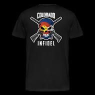 T-Shirts ~ Men's Premium T-Shirt ~ 2015 Colorado Infidel