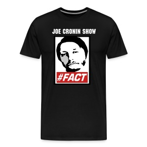 JCS FACT FACE - Men's Premium T-Shirt