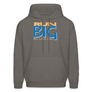 Run Big Men's Hoodie - Men's Hoodie