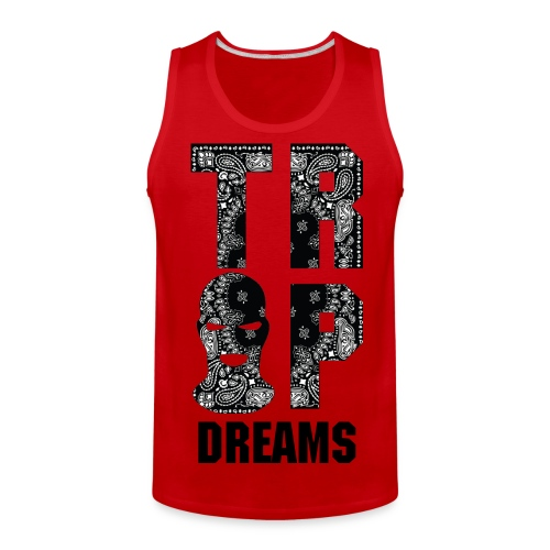 trap dream tank  - Men's Premium Tank