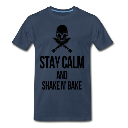 Shake And Bake - Men's Premium T-Shirt
