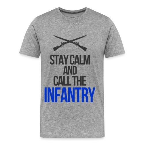 Stay Calm - Men's Premium T-Shirt