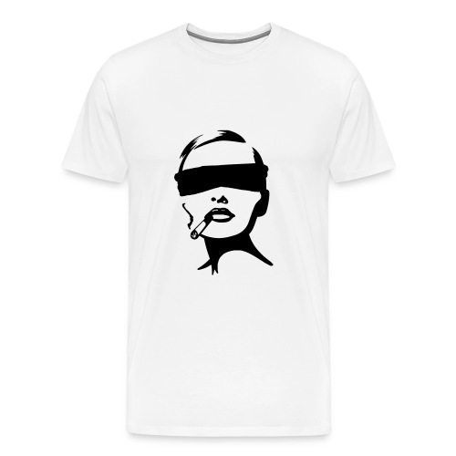 Men's Premium T-Shirt - Yolo,White,Weed,Trend,Tee,Tall,Shirt,Quality,Premium,Obama,Long,Hipster,Girl,Free,Formal,Fat,Disobey,Cool,Cigarette,Cheap,Blue,Black,Big,Best,Apparel