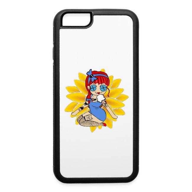 Kansas iPhone 6 Rubber Case