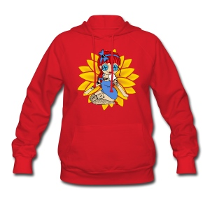 Kansas Women's Hooded Sweatshirt - Women's Hoodie
