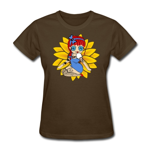 Kansas Women's Relaxed Fit T-shirt - Women's T-Shirt