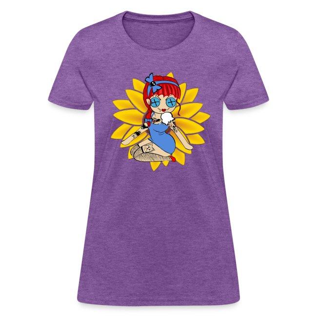 Kansas Women's Relaxed Fit T-shirt