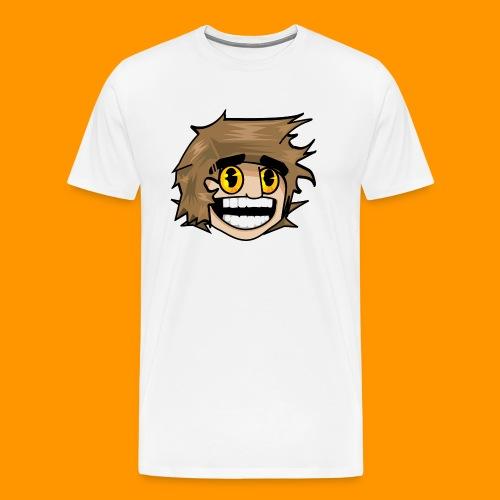Cheesefund Logo T-Shirt - Men's Premium T-Shirt