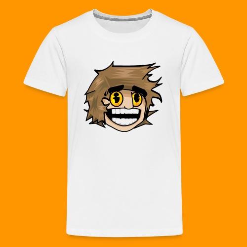 Kid's T-shirt Cheesefund Logo - Kids' Premium T-Shirt