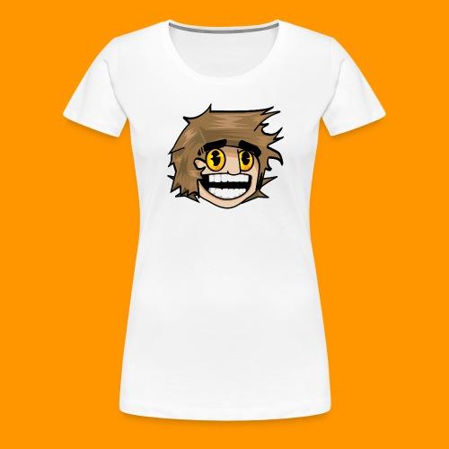 Lady Cheesefund Logo T-shirt - Women's Premium T-Shirt