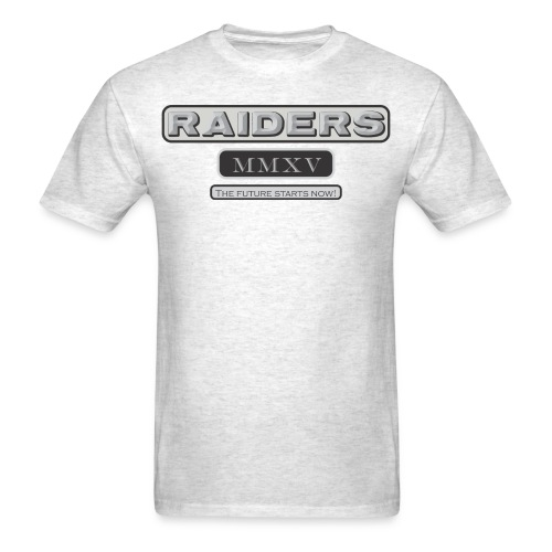 Raiders MMXV - Men's T-Shirt