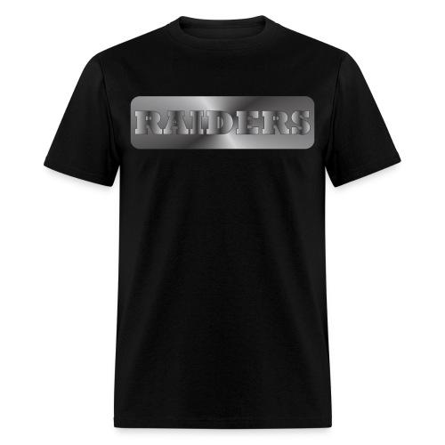 Raiders Flux - Men's T-Shirt