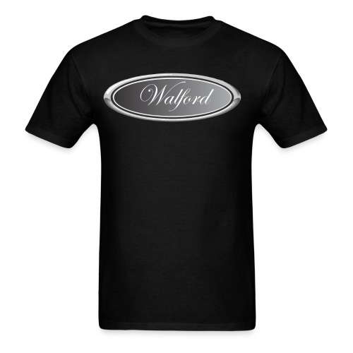 Walford oval - Men's T-Shirt