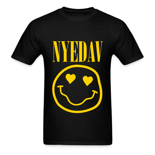 NYEDAV 90'S TEE - Men's T-Shirt