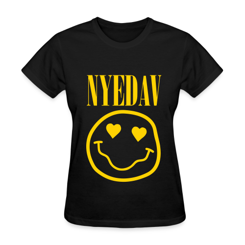 NYEDAV 90'S TEE - Women's T-Shirt