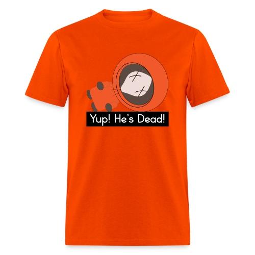 Kenny South Park Parody - Men's T-Shirt