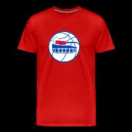 T-Shirts ~ Men's Premium T-Shirt ~ New Tankers Logo (M)