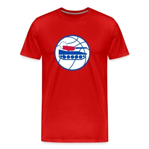 New Tankers Logo (M) - Men's Premium T-Shirt