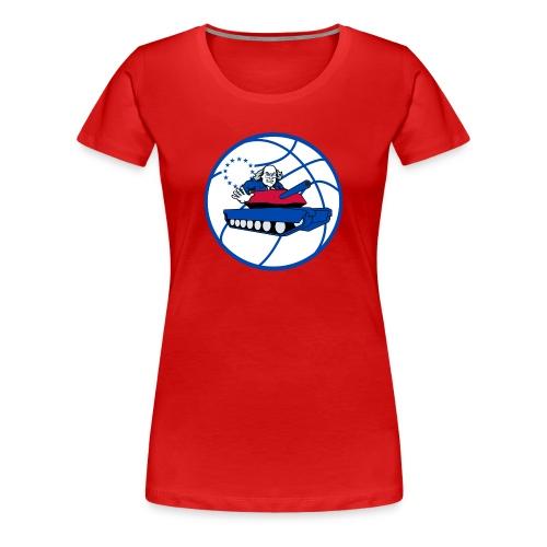New Tankers 3 (W) - Women's Premium T-Shirt