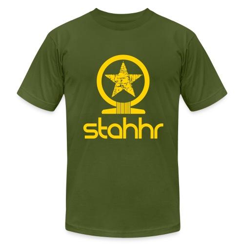 stahhr Shen AA yellow - Men's  Jersey T-Shirt