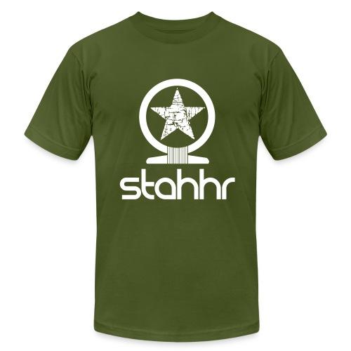 stahhr Shen AA white - Men's  Jersey T-Shirt