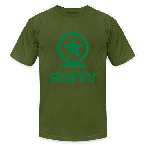 stahhr shen AA green - Men's  Jersey T-Shirt