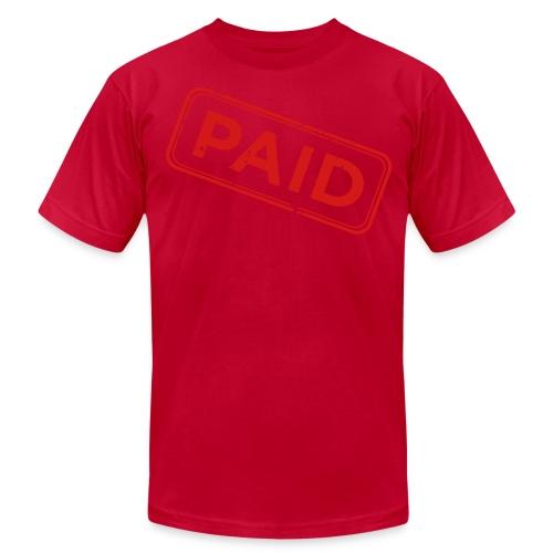 PAID (Pharrel Mix) - Men's  Jersey T-Shirt