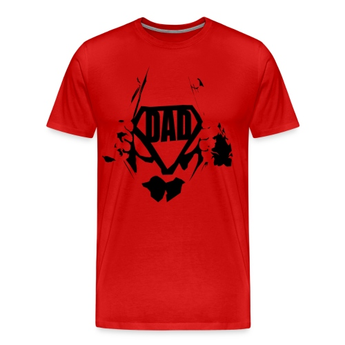 SuperDad - Men's Premium T-Shirt