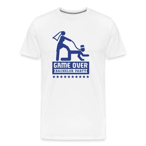 bachelor party shirt - Men's Premium T-Shirt