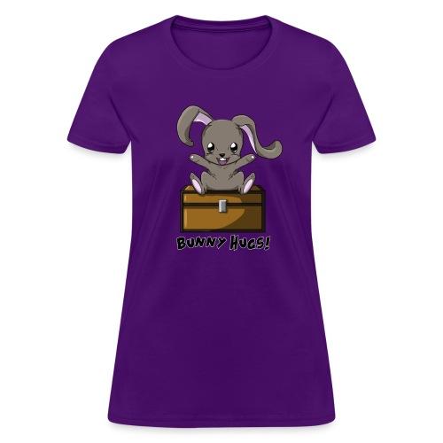 Bunny Hugs Women's T-Shirt - Women's T-Shirt