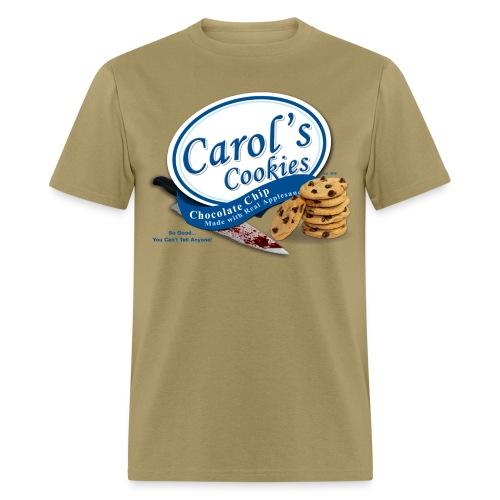 Mens Walking Dead Carol Tee - Men's T-Shirt