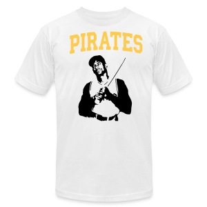 Pirates6 - Men's T-Shirt by American Apparel